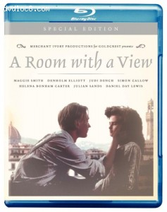 Room with a View [Blu-ray], A