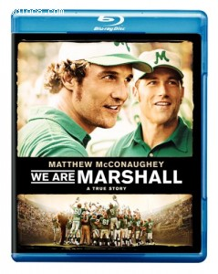 We Are Marshall [Blu-ray] Cover