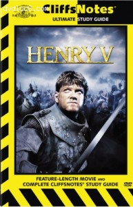 Henry V (Cliffs Notes Version) Cover