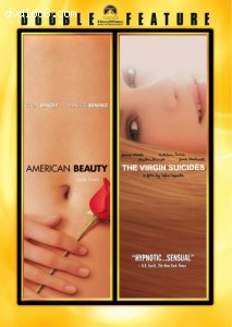 American Beauty (1999) / The Virgin Suicides (1999) (Double Feature) Cover