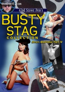42nd Street Pete's Busty Stag Collection Cover
