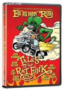 Tales of the Rat Fink Cover