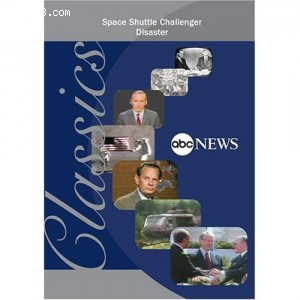 ABC News Classics Space Shuttle Challenger Disaster (DVD ...