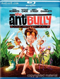 Ant Bully, The [Blu-ray] Cover