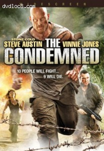 Condemned (Widescreen Edition), The Cover