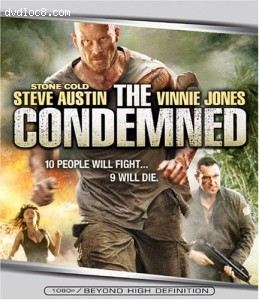 Condemned [Blu-ray], The Cover