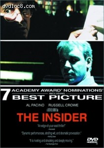 Insider, The Cover