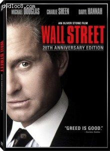 Wall Street (20th Anniversary Edition) Cover