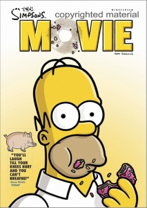 Simpsons the Movie (Widescreen)