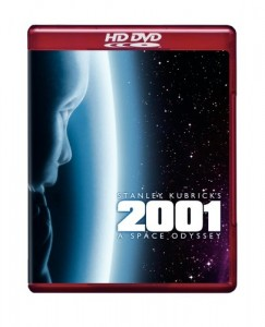 2001 - A Space Odyssey [HD DVD] Cover