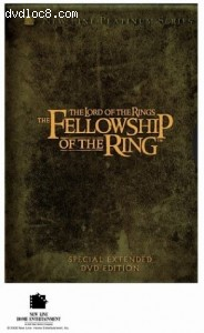 Lord of the Rings, The - The Fellowship of the Ring (Platinum Series Special Extended Edition)