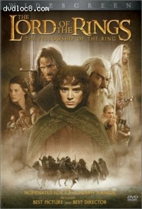 Lord of the Rings, The - The Fellowship of the Ring (Widescreen Edition)