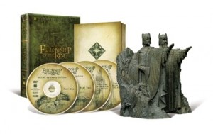 Lord of the Rings, The - The Fellowship of the Ring (Platinum Series Special Extended Edition Collector's Gift Set) Cover