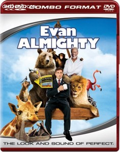 Evan Almighty [HD DVD] Cover