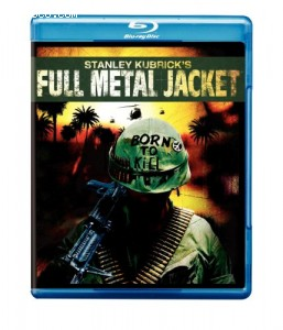 Full Metal Jacket (Deluxe Edition) [Blu-ray] Cover
