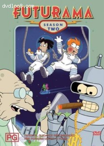 Futurama-Season 2 (Box Set)