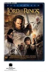 Lord of the Rings, The - The Return of the King (Full Screen Edition) Cover