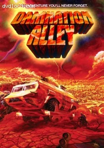Damnation Alley Cover