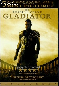 Gladiator (Single-Disc Edition) Cover