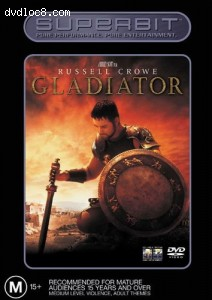 Gladiator (Superbit) Cover