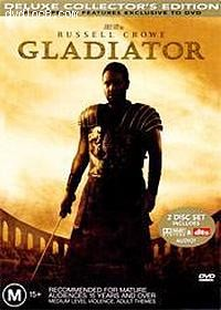 Gladiator: Deluxe Collector's Edition Cover