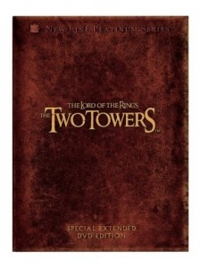 Lord of the Rings, The - The Two Towers (Platinum Series Special Extended Edition)