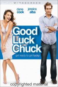 Good Luck Chuck (Widescreen) Cover