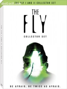 Fly Collector Set (The Fly / The Fly II), The