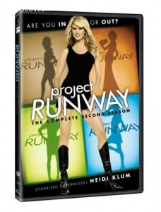 Project Runway - The Complete Second Season Cover