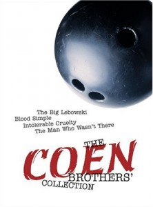 Coen Brothers Collection (The Big Lebowski/Blood Simple/The Man Who Wasn't There/Intolerable Cruelty), The Cover