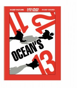 Ocean's Trilogy (Ocean's Eleven / Ocean's Twelve / Ocean's Thirteen) [HD DVD] Cover