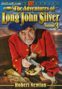 Adventures of Long John Silver - Volume 3 Cover