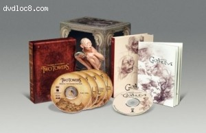 Lord of the Rings, The - The Two Towers (Platinum Series Special Extended Edition Collector's Gift Set)