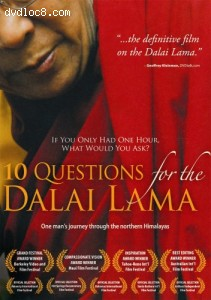 10 Questions for the Dalai Lama Cover
