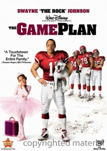 Game Plan, The (Widescreen) Cover