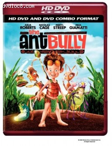 Ant Bully, The (DVD & HD DVD Combo) [HD DVD] Cover