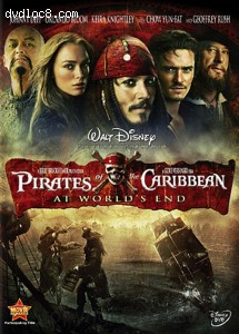 Pirates of the Caribbean: At World's End (Widescreen) Cover