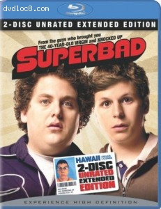 Superbad (Unrated Special Edition) [Blu-ray]