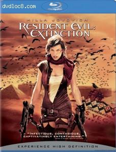 Cover Image for 'Resident Evil: Extinction'