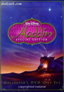 Aladdin: Special Edition Gift Set Cover