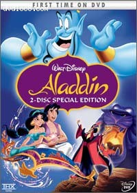 Aladdin (2-Disc Special Edition) Cover