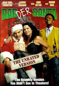 Badder Santa (Unrated)