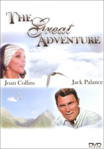 Great Adventure, The Cover