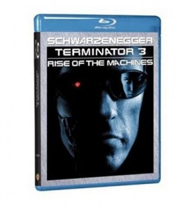 Terminator 3 - Rise of the Machines [Blu-ray] Cover