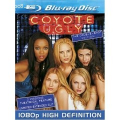 Coyote Ugly [Blu-ray] Cover