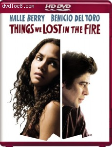 Things We Lost in the Fire [HD DVD] Cover