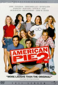 American Pie 2: Collector's Edition (R-Rated/ Full Screen)