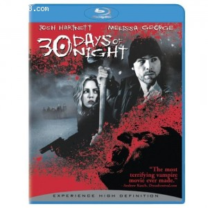30 Days Of Night [Blu-ray] Cover