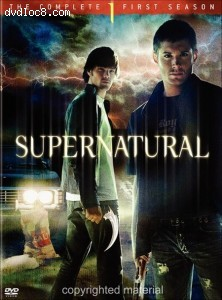 Supernatural: The Complete 1st Season