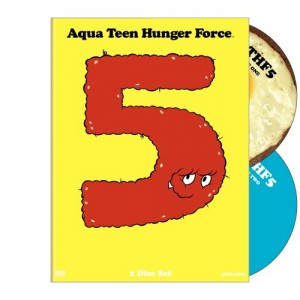 Aqua Teen Hunger Force, Vol. 5